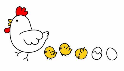 「鶏が先か、卵が先か」の意味や使い方を分かりやすく解説!